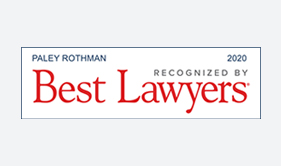 2020 Best Lawyers badge